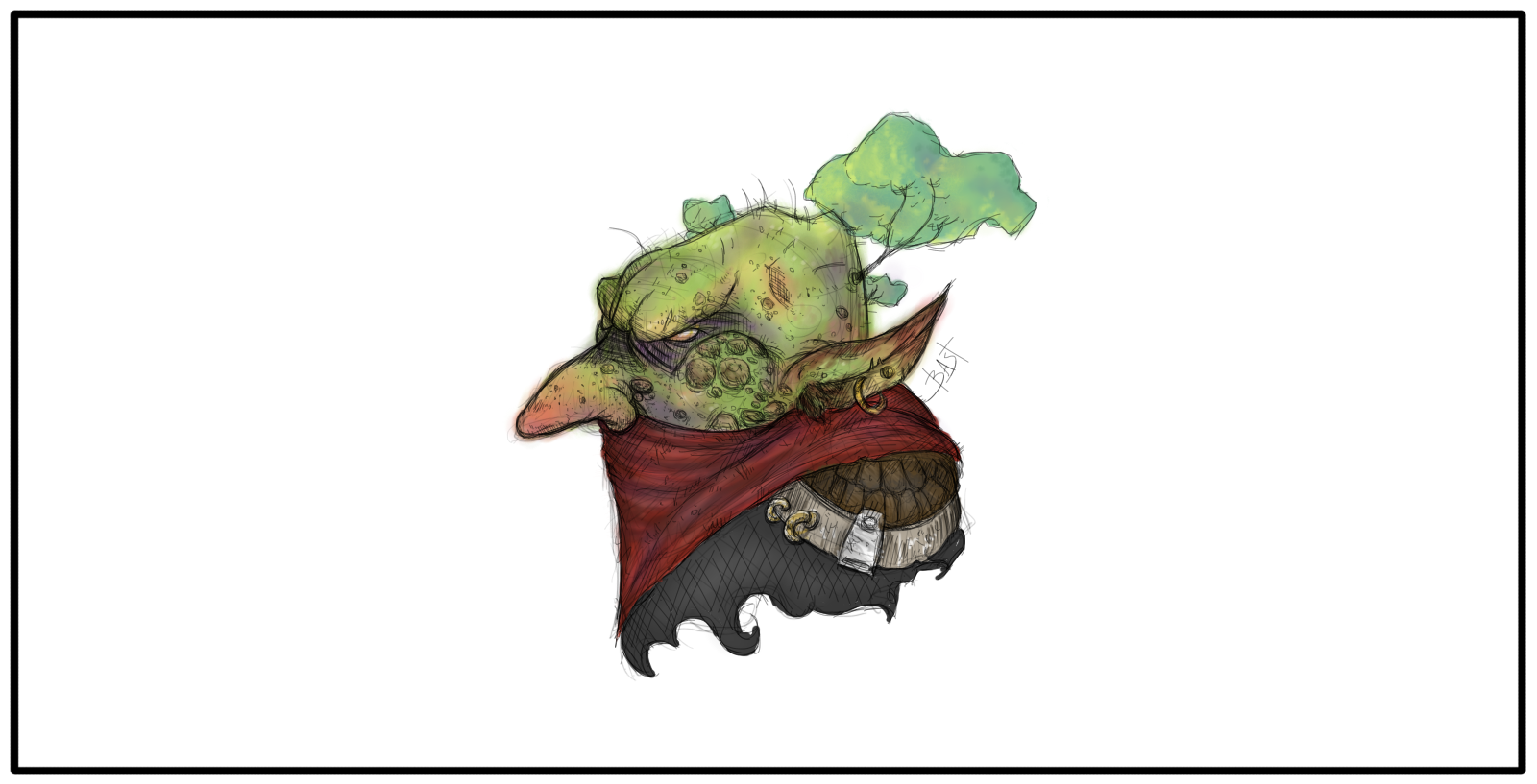 Merchant Goblin by MadBast