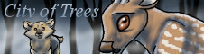 City of Trees banner 2 by SanjanaStone