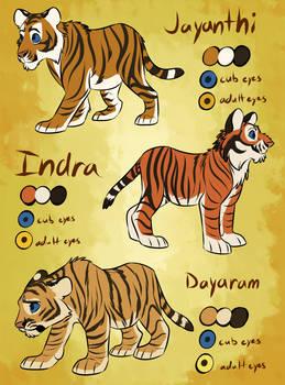 The Tiger Cubs