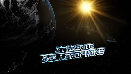 Stargate Bellerophon Poster by Lukec-Arts