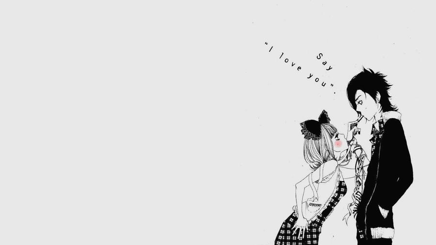 Sukitte ii na you wallpaper by Kamii-Indiscreet on DeviantArt