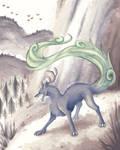 Beast of the Mountain by Koobicorn