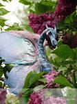 OOAK Amphithere Dragon