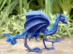 Kimmy's Blue Dragon I