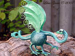 Miniature Pot-belly Dragon