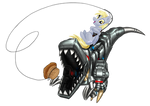 Grimlock Like Muffins! by IronRaptor