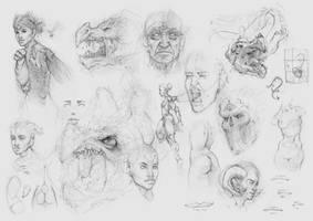 Random Sketch Pile 2