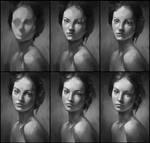 Portrait Practice Process