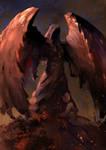 Undead Angel - Spitpaint