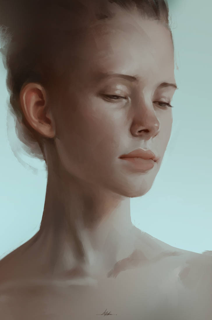 Portrait practice 11