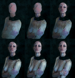 Study 3 Process by AaronGriffinArt