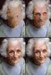 Study of an Elderly Woman Process