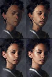 Marina Nery Study - Process