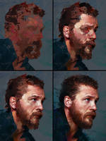 Tom Hardy Process