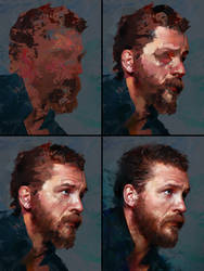 Tom Hardy Process