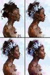 Portrait 13 Process