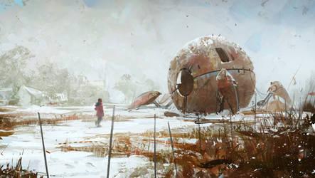 Rust by AaronGriffinArt