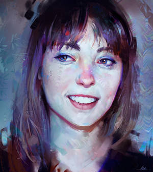 Angel Olsen Colour Study