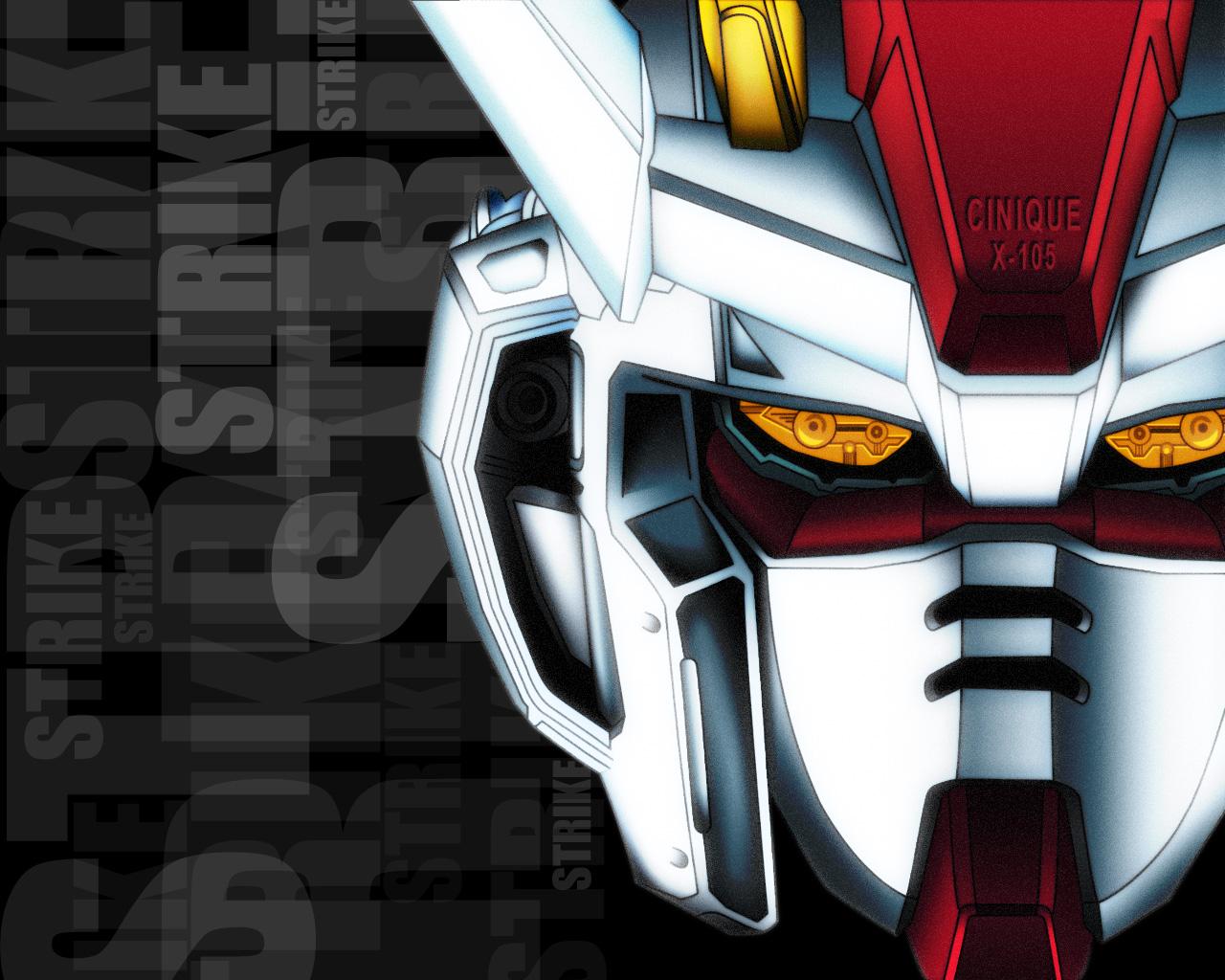 Strike by singaboy Reanimate The Inner Gundam Inside You: 25+ Formidable Gundam Wallpaper Designs