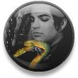 Adam Lambert button by nikomikocheekokiko