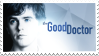 The Good Doctor Stamp by CookiesNCrime
