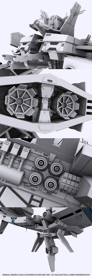 Odyssey detail