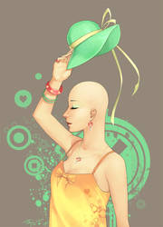 bald luv by ThuyLTran