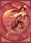 zodiac : taurus by ThuyLTran