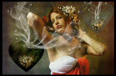Love is the Drug by rustymermaid