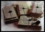 Book Bundles by rustymermaid