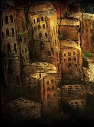 City of Tears by rustymermaid