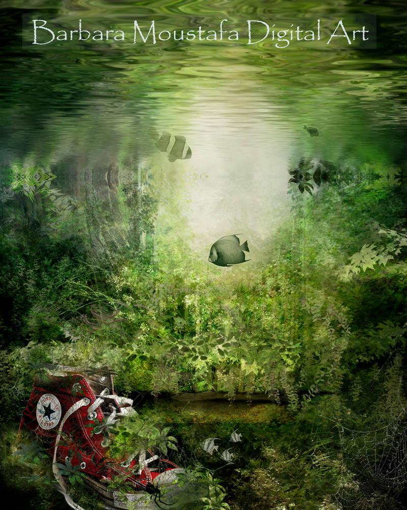 Underwater by rustymermaid