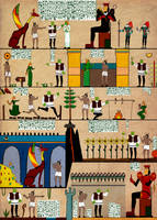School Duty - Shrek Story Egyptian Style