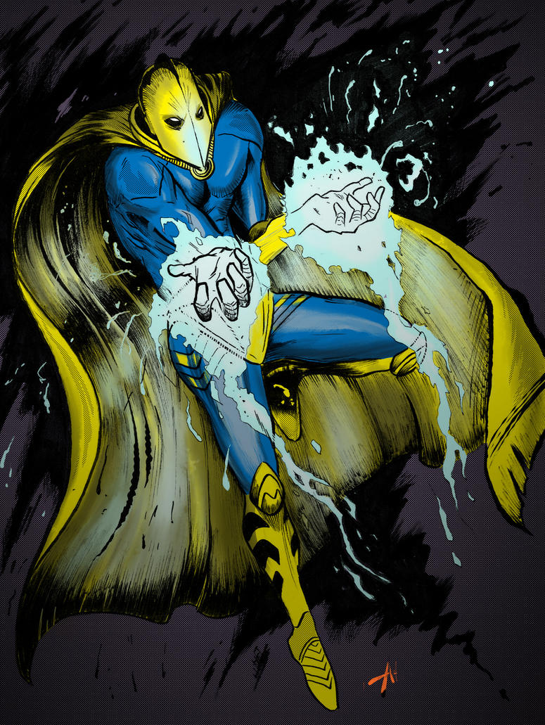 Dr.Fate by cduck
