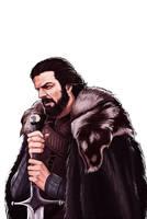 Eddard Stark by DiegoVila