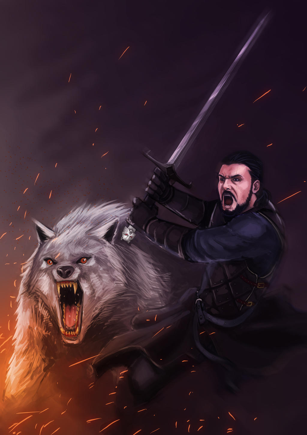 The King in the North!