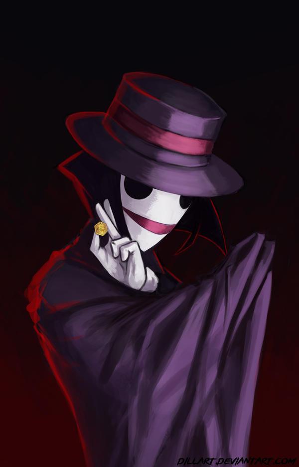 Phantom Renegade by Dilartt