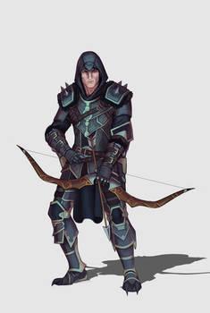Ranger - Character design