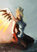 Mercy commission by DiegoVila