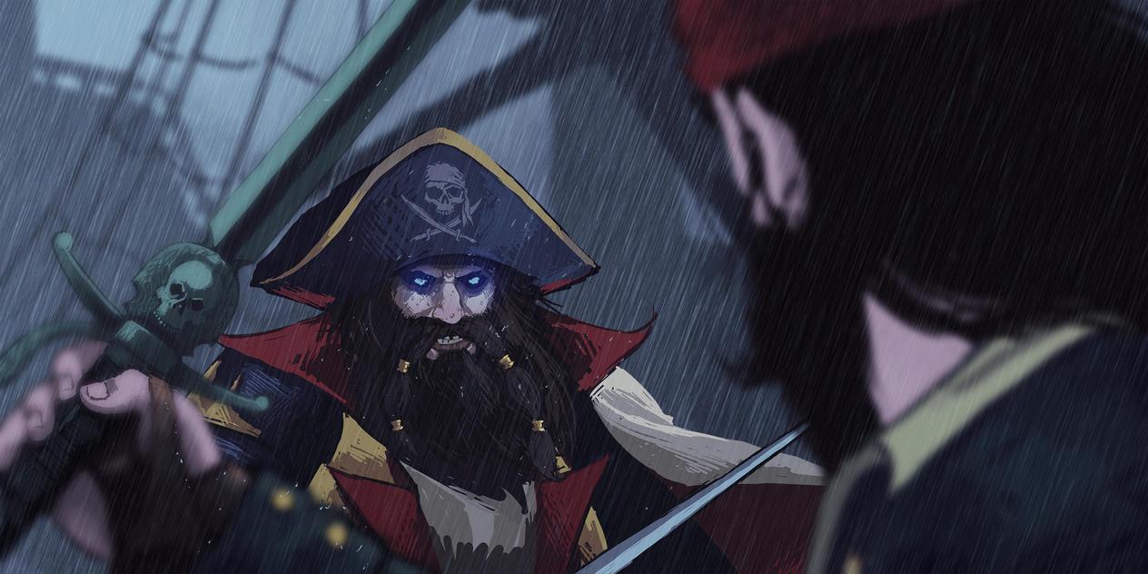 Pirates by DiegoVila