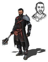 Javier the Cleric
