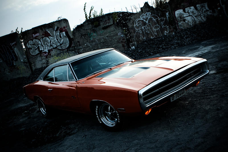 Nos Passions : Quand on aime, on ne compte pas ! Dodge_Charger_RT_SE_2_by_kristoao
