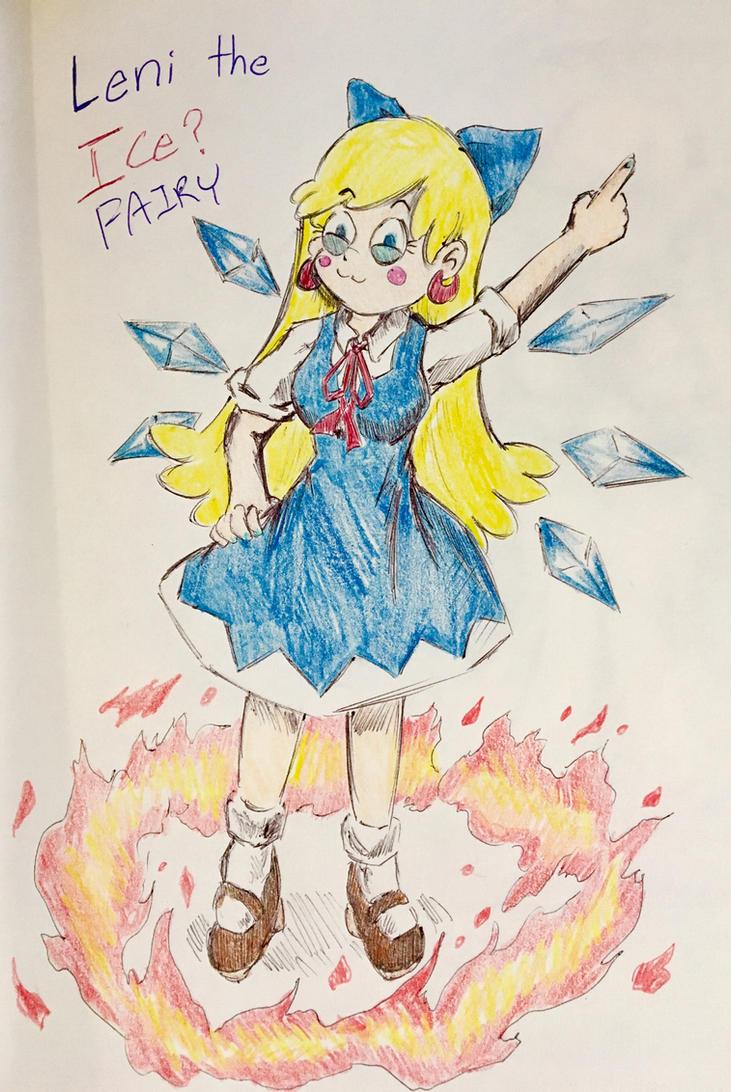 The Loud House - Leni the Baka Fairy! by pikapika212