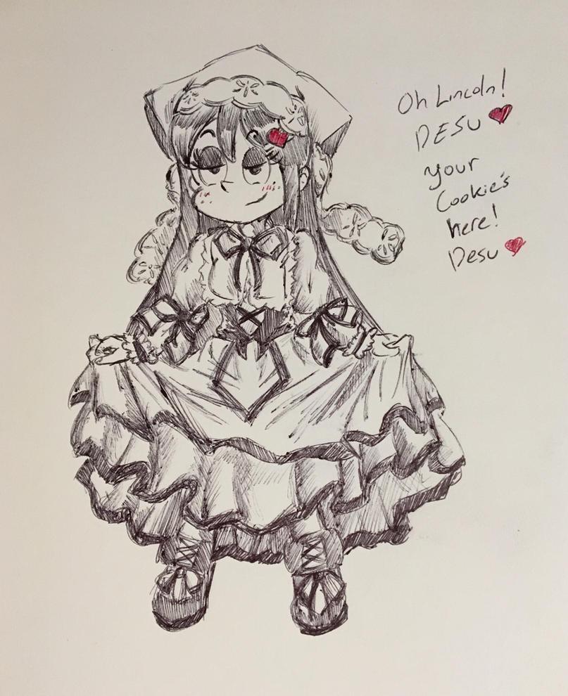 Desu Rozen Maiden