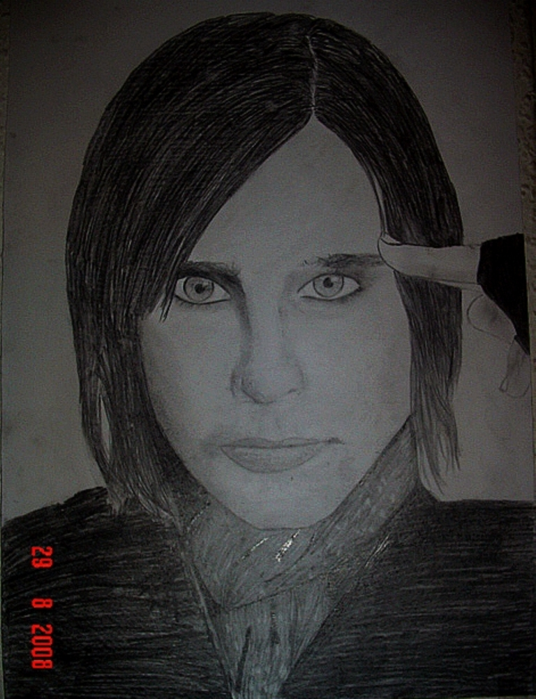 Jared Leto- very old work