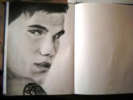 Taylor Lautner aka Jacob