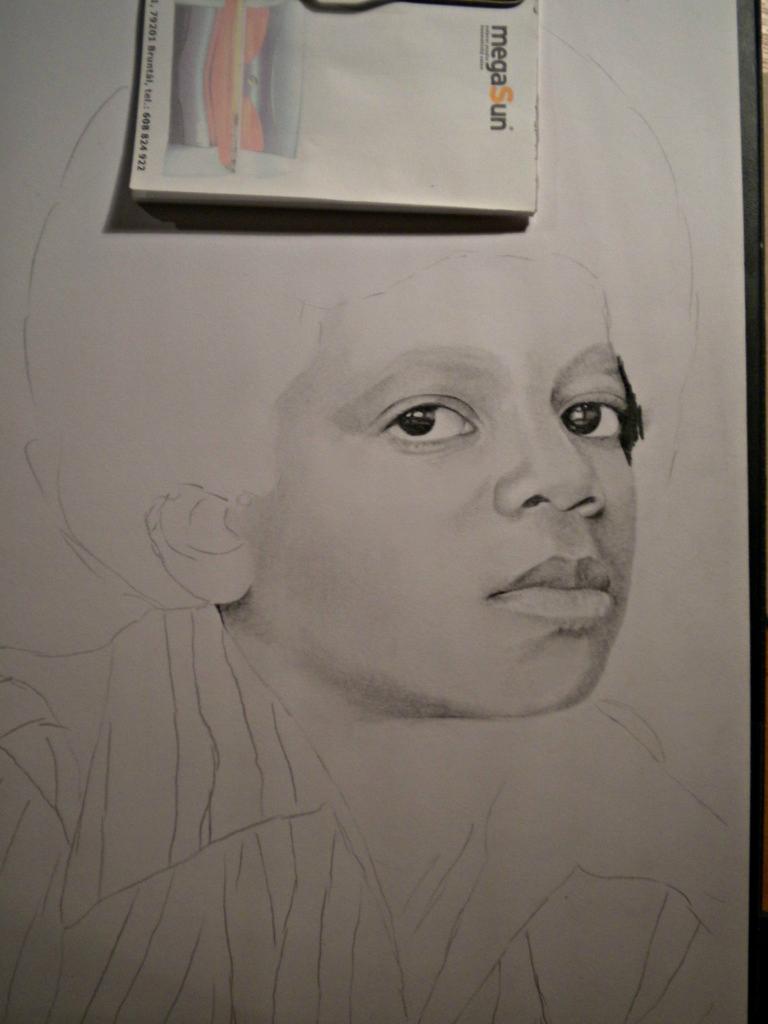 Michael Jackson WIP