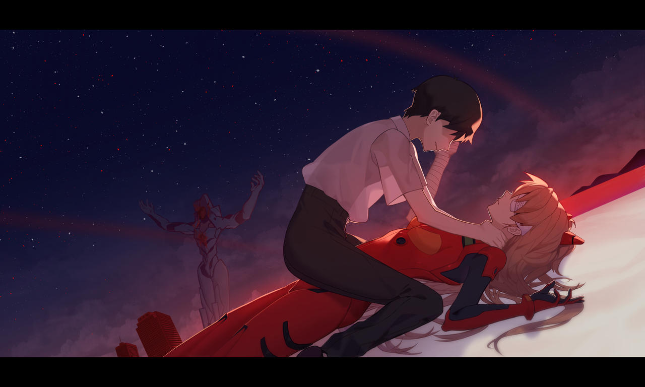 The End of Evangelion by WhitherLaws on DeviantArt