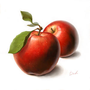 Apples... by denfo