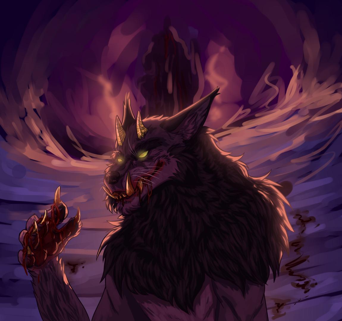 Big Bad Wolf by Sniv-The-Unworthy